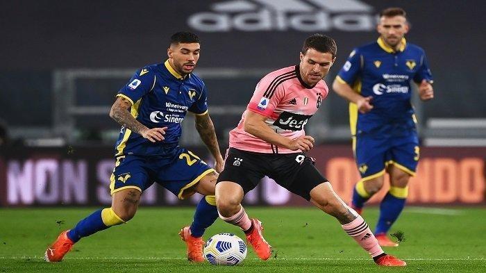 Verona Sukses Bikin Juventus Melempem, AC Milan Kian Bahagia di Puncak Classifica