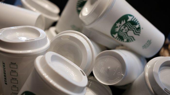 Ukuran Gelas Starbucks Tidak Disebut Small, Medium dan Large, Ternyata Ini Alasannya