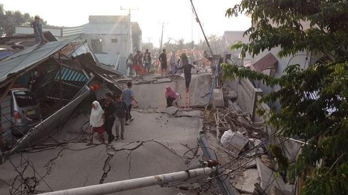 410 Jenazah Korban Gempa dan Tsunami Palu Sudah DiEvakuasi