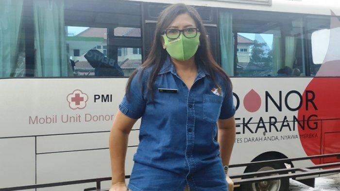 General Manager Max One Belstar Belitung Anita Silaban, Kamis (1/4/2021).