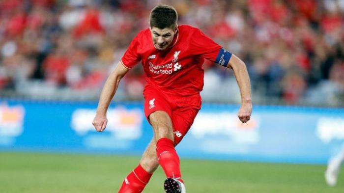 Gerrard Ikut Laga Persahabatan Liverpool Legends