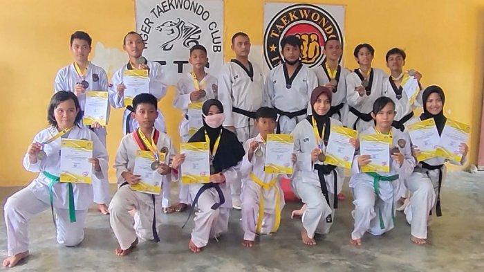TTC Belitung Sabet 11 Medali Emas dan 2 Perak di Kejuaraan E-Poomse KONI Jakarta Barat Open