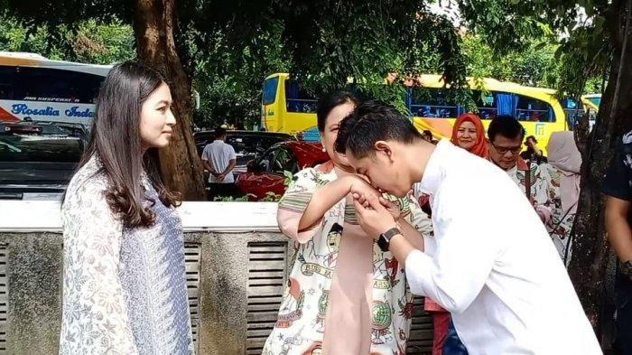 Gibran Rakabuming Maju Pilkada 2020 di Solo, Iriana Jokowi: Saya Berdoa Untuk Anak
