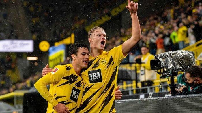 Hasil Bundesliga Borussia Dortmund Vs Freiburg, Anak 17 Tahun Hat-trick Assist, Die Borussen Menang