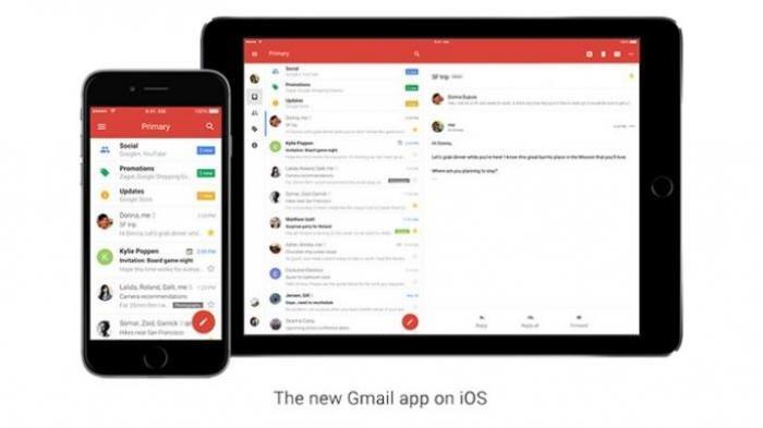 Layanan Gmail, Google Drive Hingga Youtube Down Tak Bisa Unggah Foto & Video, Ini Penjelasan Google