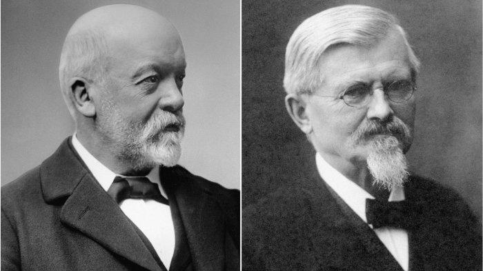 Gottlieb Daimler dan Willhelm Maybach