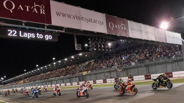 Gak Nyangka, Ternyata MotoGP Qatar Mulanya Bukan Balap Malam