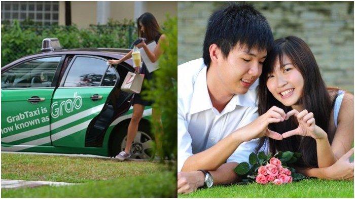 Kisah Romantis! Driver Taksi Online Nekat Ajak Pacaran Penumpangnya, Ceritanya Bikin Hati Meleleh