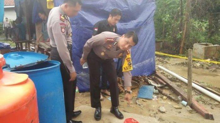 Breaking News: Granat Dipindah ke Tong Mobil Gegana Brimob, Evakuasi Berlangsung Tegang
