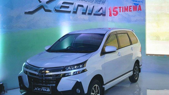 Mobil Xenia Baru Sudah Diluncurkan, Ini Tampilan dan Harganya