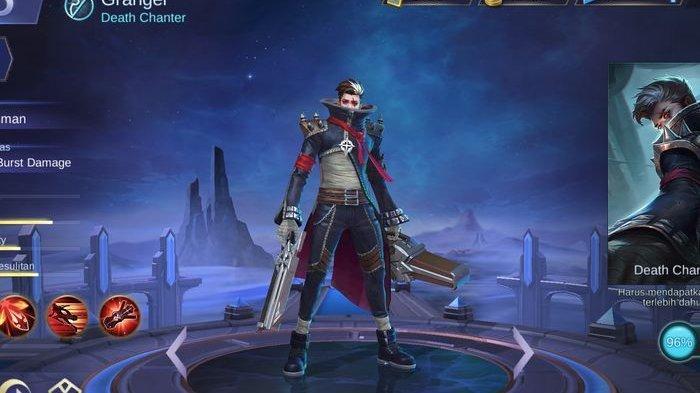 Bakal Rilis 23 April 2019, Ini Dia Skill Hero Baru Mobile Legends 'Granger'