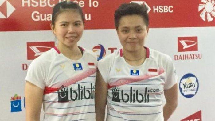 Greysia/Apriyani Lolos ke Babak Kedua Indonesia Master 2020 Setelah Taklukkan Wakil China