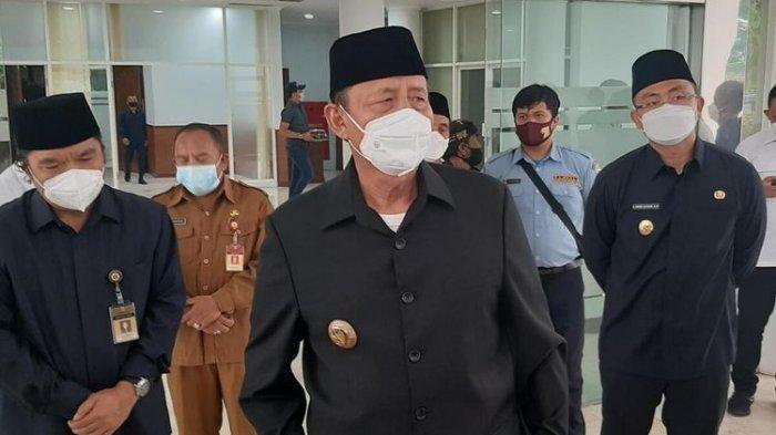 Biar Covid-19 Cabut, Gubernur Banten Suruh Warganya Shalat Tarawih di Masjid dan Banyak Berdoa