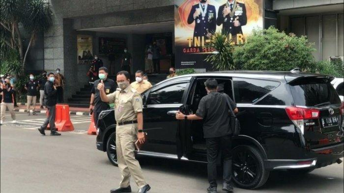 Anies Terancam 1 Tahun Penjara Denda Rp100 Juta, Rizieq Shihab Melanggar PSBB Didenda Rp50 Juta