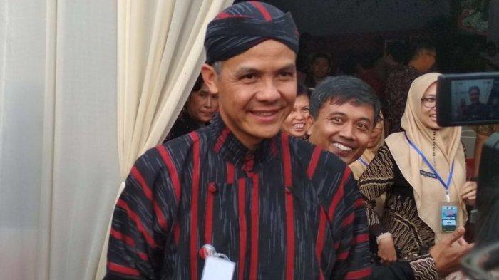 Benarkah Ganjar Penerus Jokowi di Pilpres 2024? Ini Hasil Survei dari Indikator Politik Indonesia