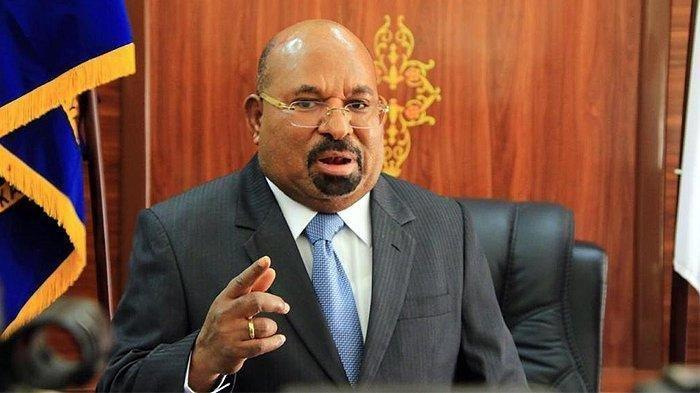 Rusuh Wamena dan Jayapura, Gubernur Lukas Enembe Minta Mahasiswa Papua Hentikan Kejahatan