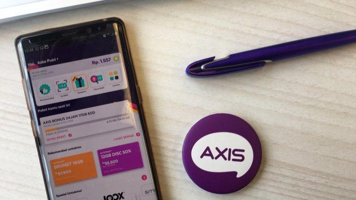 Gunakan Aplikasi AXISnet Biar Internetan Asik Terus