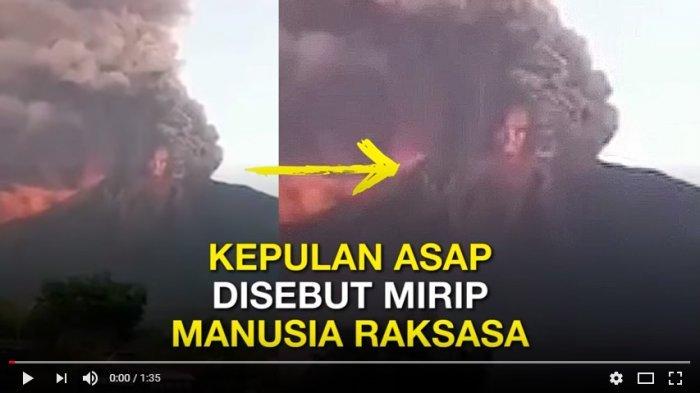 Dentuman Letusan Gunung Agung Terdengar Sejauh 12 Km, Bandara Lombok Batalkan 51 Penerbangan