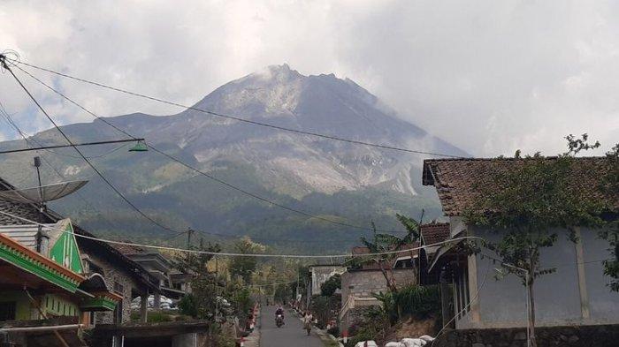 Waspada, Warga Lereng Gunung Merapi di Boyolali Minta Dievakuasi Setelah Dengar Suara Gemuruh