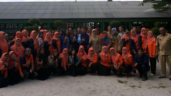Musyawarah Guru Mata Pelajaran Bahasa Indonesia (MGMP) di Belitung Kompak, Lomba Ini Contohnya