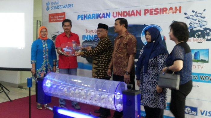 Video Bank SumselBabel Tanjungpandan Undi Hadiah Pesirah Grand Prize Mobil