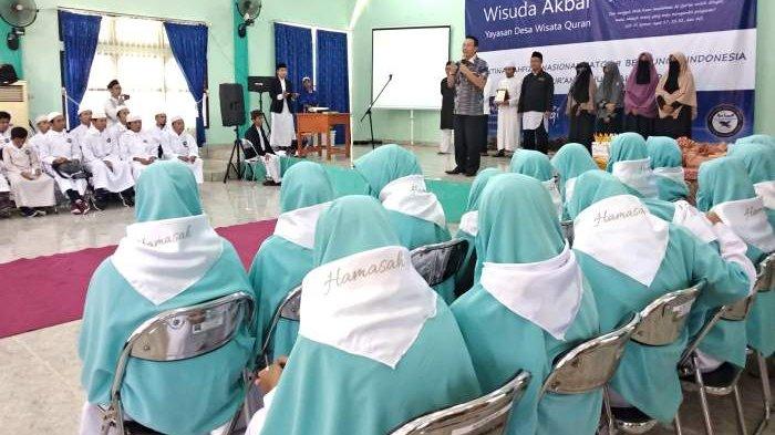 Wabub Apresiasi Kegiatan Karantina Nasional Menghafal Alquran 30 Juz Dalam 30 Hari