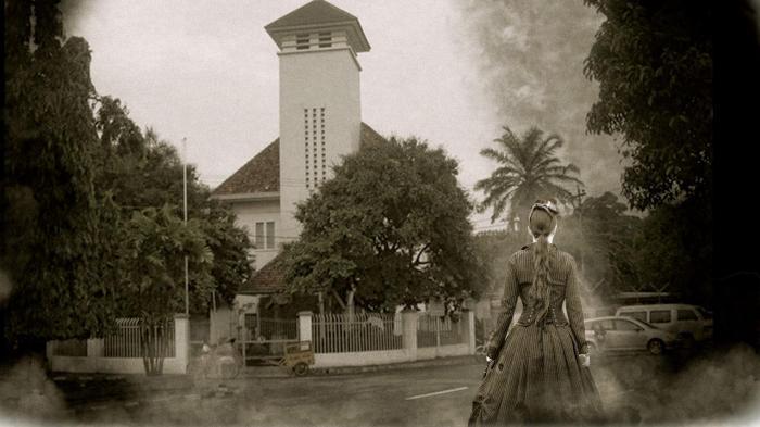 Sensasi Wisata Misteri, Menelisik Jejak Penampakan Noni Belanda di Bangunan Tua Kotabaru Yogyakarta
