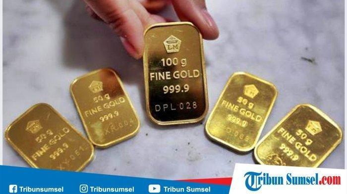 Ingin Investasi Emas Batangan di Tengah Pandemo Corona, Harga Emas Hari Ini Turun Rp 8.000