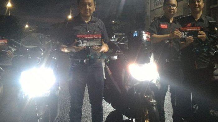 Cuma Rp 200 Ribuan Lampu Utama Yamaha NMAX Bisa Lebih Terang