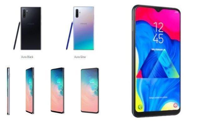 Ini Harga Terbaru HP Samsung Januari 2020: Ada Galaxy M10, Galaxy Note10 Plus hingga Galaxy S10