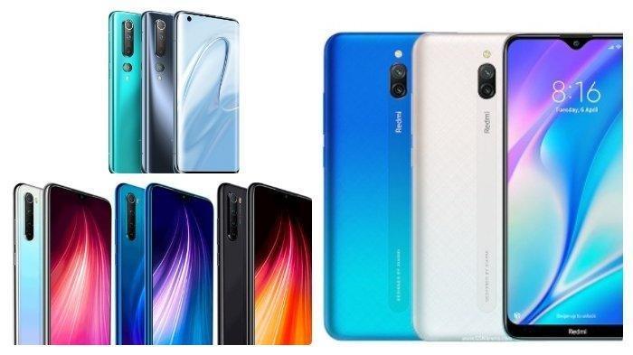 Lengkap! Harga Terbaru HP Xiaomi Bulan Agustus 2020 dari Mi Note 10 hingga Black Shark 2 Pro