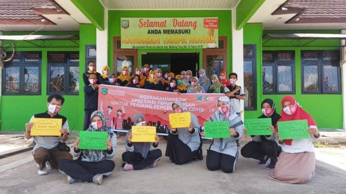 Satukan Tekad Lawan Covid-19 Menuju Indonesia Sehat