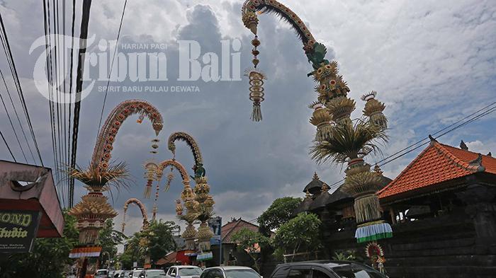 Selamat Hari Raya Galungan, Ini Tradisi Menyama Braya di Bali yang Menggembirakan