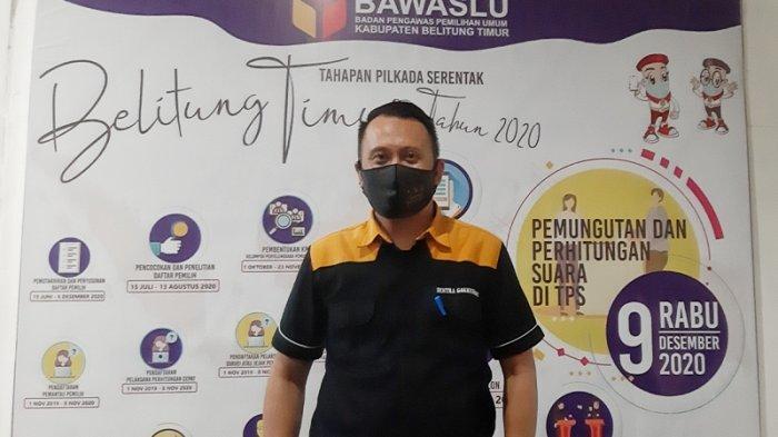 Bawaslu Belitung Timur Proses Dugaan Pelanggaran ASN dan Penyelenggara dalam Tahapan Kampanye