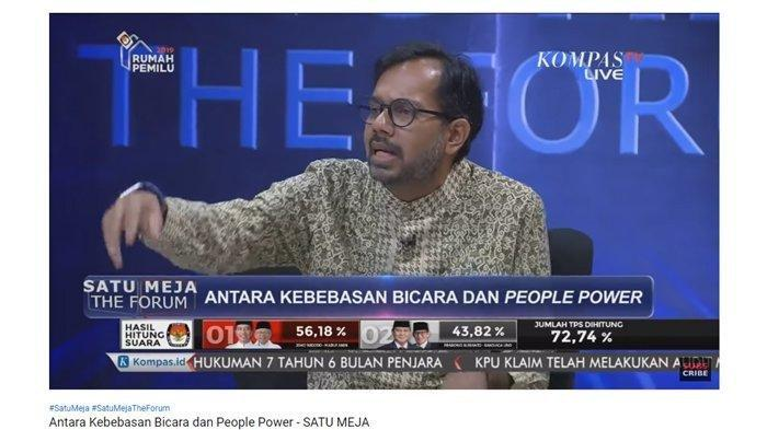 Haris Azhar Kritik Wiranto Soal Tim Pengkaji Ucapan Tokoh: Memang Orang Ini Spesialis Hantam Rakyat