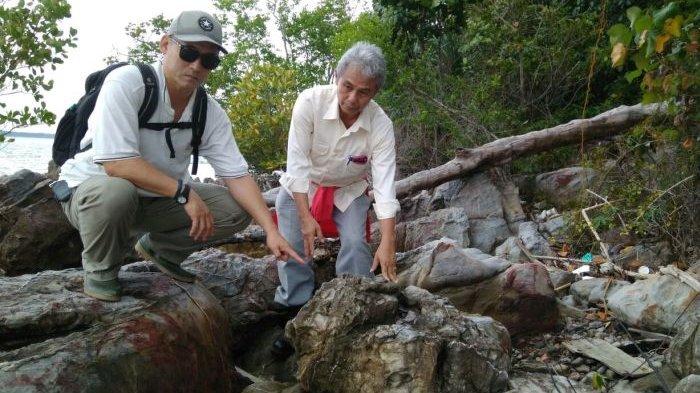 Tim Geopark UBB Gali 'Harta Karun' Pulau Tak Berpenghuni, Sumur Misterius Hingga Penampakan Wanita