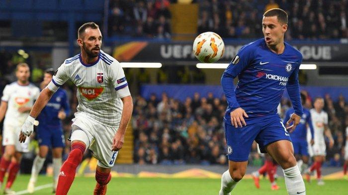 Eden Hazard Mengaku Chelsea Beruntung Bisa Kalahkan Southampton 3-0