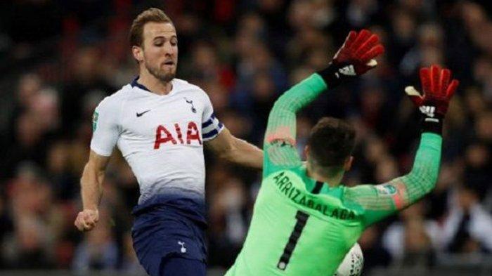 Chelsea Kalah 0-1 lawan Hotspur Lewat Pinalti Kontroversi Harry Kane