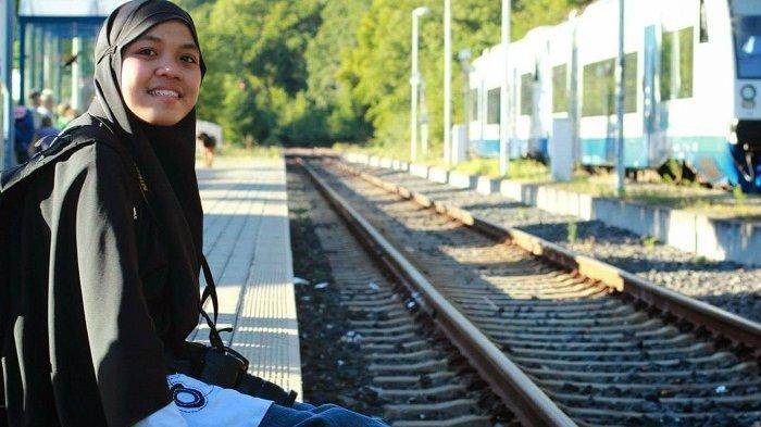 Hesty Susanti di Mata Gurunya Tetaplah Sosok Orang Melayu
