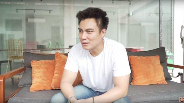 Baim Wong Terenyuh Temui Pemuda Penderita Tumor yang Tiap Hari Menunggu Kedatangannya