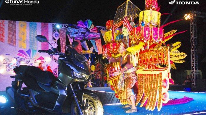 Honda Berikan 1 Unit New Honda Genio dalam kegiatan Belitung Timur Fashion Carnaval 2019 - honda-asp-belitung-11.jpg
