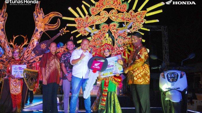 Honda Berikan 1 Unit New Honda Genio dalam kegiatan Belitung Timur Fashion Carnaval 2019 - honda-asp-belitung-9.jpg