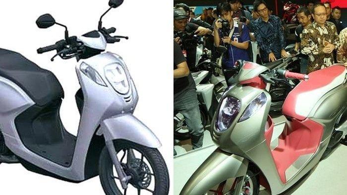 Ini Video Ulasannya Motor Matic Terbaru Honda Genio Ternyata Sudah Lama Dipajang
