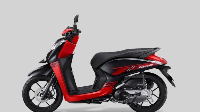 Andalkan 11 Warna Trendy, Ini Spesifikasi Lengkap Honda Genio, Lebih Ringan dari Scoopy