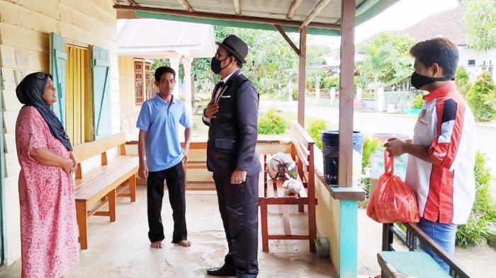 Dari Bangka Ke Belitung Timur, Wujud Peduli Honda, Mr Ho Kunjungi Warga Manggar dan Gantung