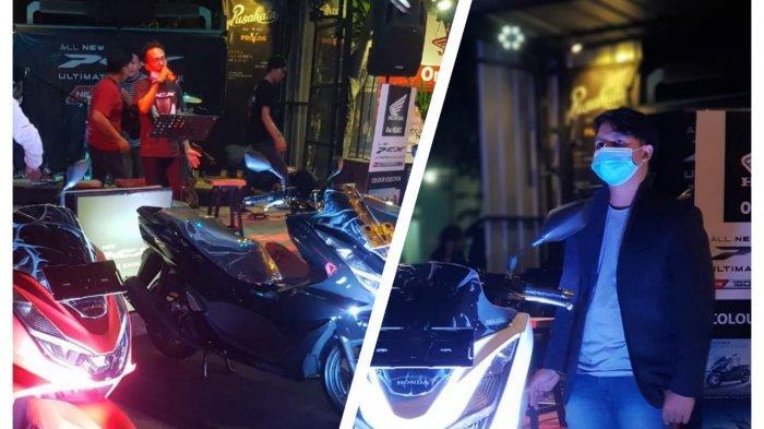 Honda PCX 160cc Resmi Meluncur di Pulau Belitung