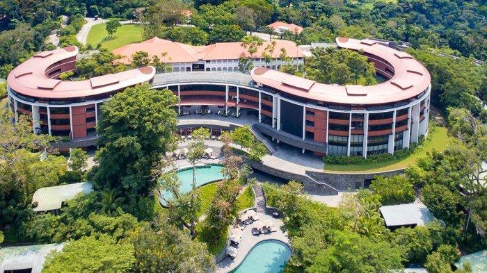 Kemewahan Hotel Capella & Shangri-La, Penginapan Donald Trump dan Kim Jong-un di Singapura