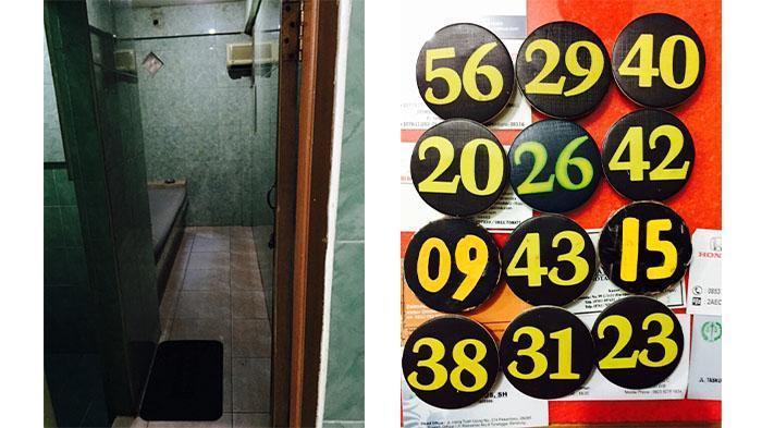 Ditemukan Bon Bayar Wanita Hingga Alat Kontrasepsi di Hotel Ini