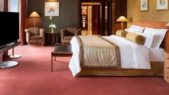 Penampakan Kamar Hotel Termahal di Dunia Rp 1 Milyar per Malam, Yuk Kita Intip Fasilitasnya