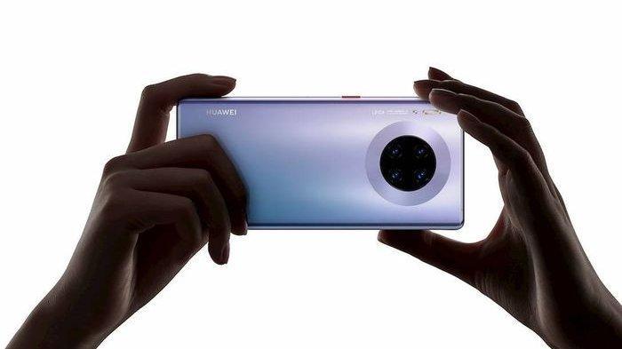 Inilah Huawei Mate 30 Pro, Ponsel Pintar dengan Kamera Terbaik Saat ini